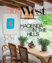 360 West Magazine Cover May 2015