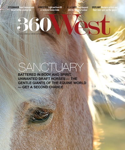 360 West January 2018 Cover